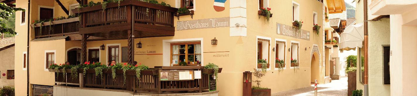 Historisches Gasthaus Lamm